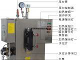旭恩36kw电锅炉 全自动加水 蒸包子专用设备