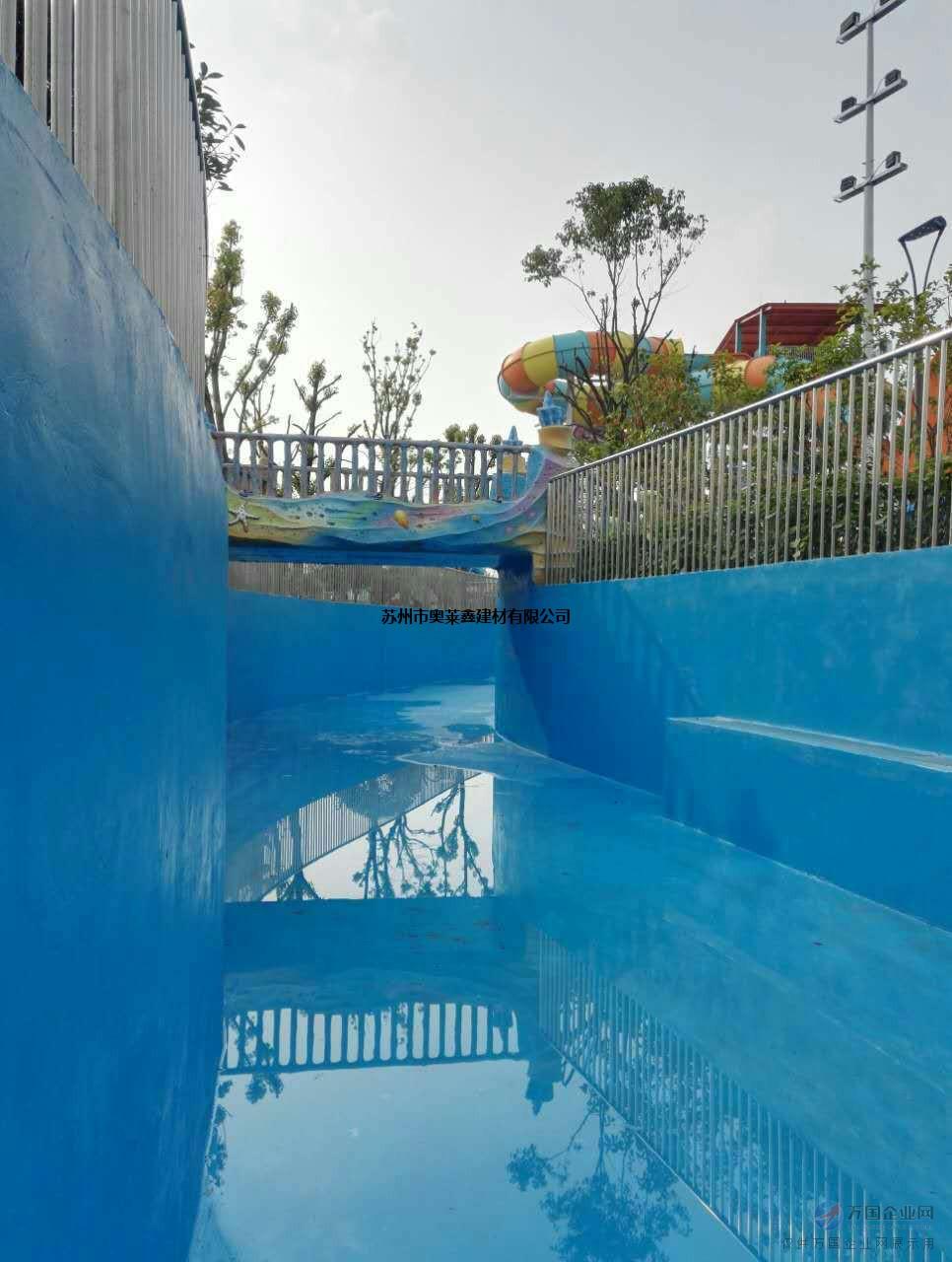 通化水上乐园耐晒油漆—户外耐晒地坪
