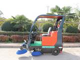 陕西普森驾驶式扫地车性能