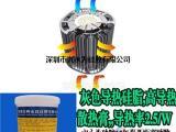 导热硅脂-高导热散热硅脂生产厂家、YW-309导热率2.5