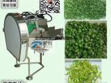 供应台湾802小型输送带切菜机