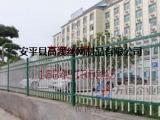 带装饰圈锌钢护栏、锌钢护栏、锌钢护栏厂家-高澳丝网