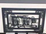 激光切割加工厂不锈钢屏风 来样加工