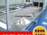 流水线厂家坚成电子特氟龙输送带BLN23爬坡耐高温网带流水线