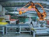 生产自动码垛机 码垛机 自动堆码机 编织袋码垛机