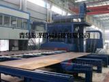 通过式板材、型材抛丸清理机就找青岛振泽机械科技有限公司