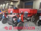矿用小型无轨自卸车拉材料,煤矿用小型无轨胶轮自卸车