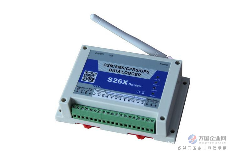 金鸽s260 gsm 远程温度报警器 gprs 温度传感器