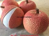 玻璃钢纤维仿真水果雕塑玻璃钢卡通水果模型制作仿真大型水果雕塑