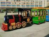 儿童电瓶轨道火车,轨道火车,奥维游乐(查看)