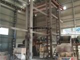 砂石场破碎房喷雾除尘系统雾化降尘设备破碎机落料口除尘喷雾系统