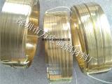 环保H63扁铜线 H65黄铜圆线 黄铜方线
