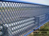 护栏网厂 桥梁防抛网 公路防眩网 钢板网护栏价格