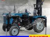 厂家直供CJC150型拖拉机气动钻井机 车载式气动打井机