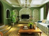 清新自然、返璞归真田园风格装修设计家居提供私人订制
