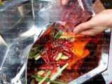 重庆哪家厂在批发小火锅底料 重庆振业食品厂