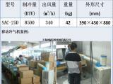 移动冷气机SAC-25D 环保空调出风量340m3/h