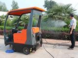 陕西普森电动扫地车配件/扫地车厂家