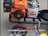 全自动不干胶标线机手推式65型划线机交通路面标志汽油标线机