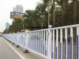 硕金锌钢交通道路护栏 市政道路隔离护栏厂家直销道路安全防护栏