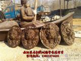 狮子头雕塑,狮子头浮雕