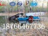 水草收割打捞设备,河道水生草收割打捞机械