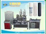 无锡宏腾供应全新pp熔喷滤芯生产线/水处理滤芯设备