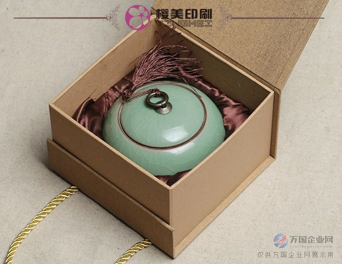 上海礼品盒制作厂家量身设计茶叶包装