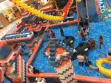 巧可粒室内EPP积木乐园,大型积木城堡,巨型积木王国
