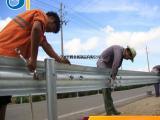 波形护栏乡村公路护栏公路围栏世腾厂家生产
