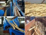 节能环保木材剥皮机