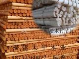 新西兰辐射松厂家 松木杆批发 优质竹节瓦加工