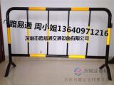 深圳铁马制造商  镀锌管铁马定制  不锈钢铁马批发