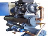 科剑螺杆式冷水机 直销螺杆冷冻机厂家 工业制冷机组