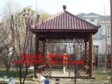 陕西木亭子|炭化木亭子|陕西防腐木