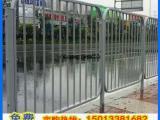 道路广告护栏 路中间隔离围栏 人行道市政护栏 定做分隔离栅栏