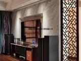 中式风格三室一厅装修一平米多少钱
