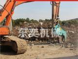 粉碎钳 拆除楼房用的挖掘机拆除设备