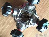 DN40【316L】罐底卫生级隔膜阀市场需求