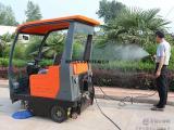 电动驾驶式扫地车陕西普森扫地机