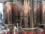 小型加工啤酒设备  销售啤酒机的厂家