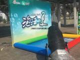 上海泡沫机租赁