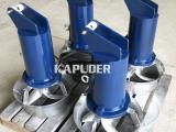 潜水搅拌器 2.2KW QJB320-740-2.2