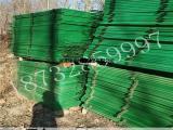 硕金供应 高速公路 铁路 铁丝框架护栏网车间隔离栅栏带边框