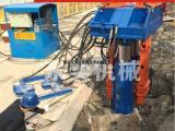 怎样拔除H型钢工字钢 工法拔桩机帮到你
