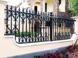 铝合金庭院栅栏 铝艺别墅栏杆 户外围栏 花园防护栏