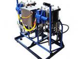 精确电子配比双组分无气喷涂机 电子配比系统调比方便
