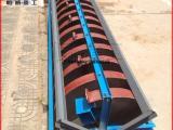 选煤泥玻璃钢螺旋溜槽