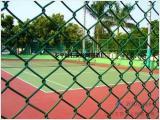 篮球场围网¥篮球场地围网栏¥学校篮球场地绿色隔离围网栏