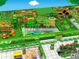 非帆游乐室内淘气堡儿童乐园智勇大冲关大型海洋球池游乐设备厂家